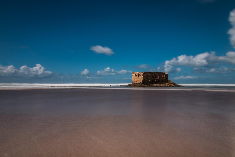 La plage de Tarfaya, un petit paradis aux portes du Sahara