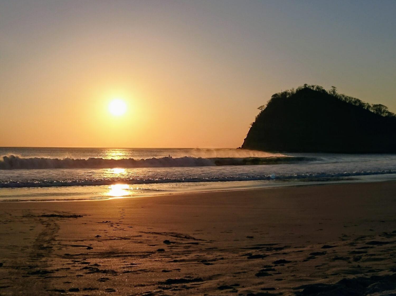 La Flor, plages du Nicaragua