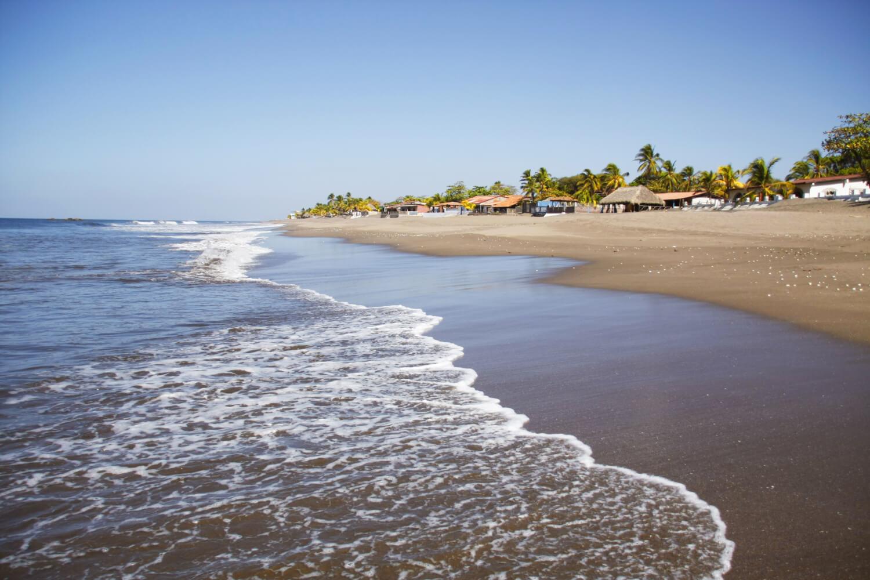 Las Peñitas, plages du Nicaragua
