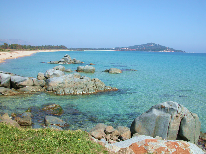 Lido di Orri, naturisme en Sardaigne