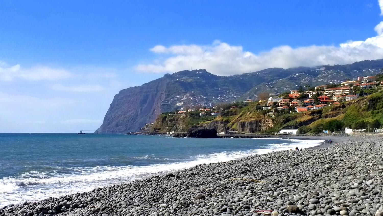 Praia Formosa, plages de Madère