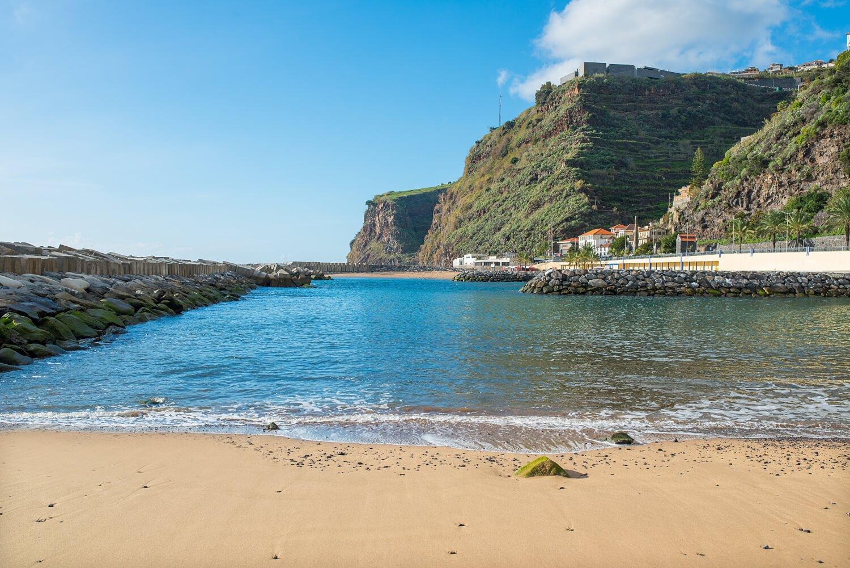 Calheta, plages de Madère
