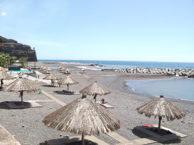 Ribeira Brava, plages de Madère