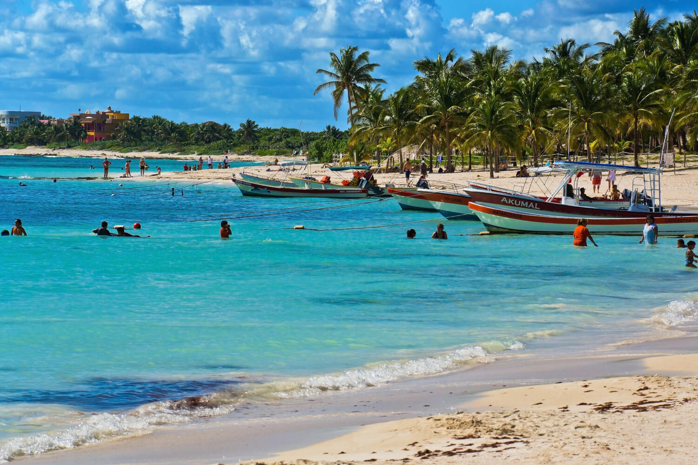 Akumal, plages du Yucatán