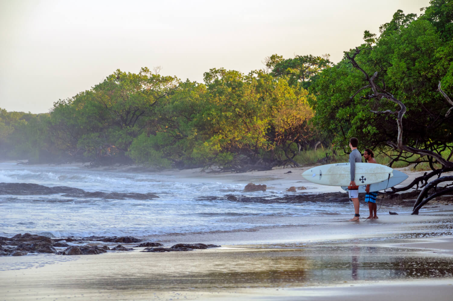 Playa Avellana, plages du Costa Rica
