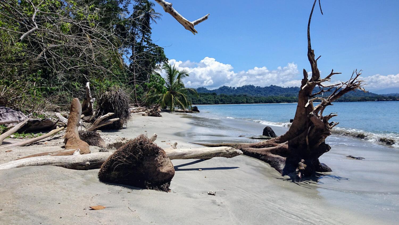 Cahuita, plages du Costa Rica