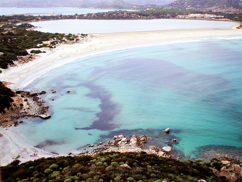Capo Carbonara, naturisme en Sardaigne