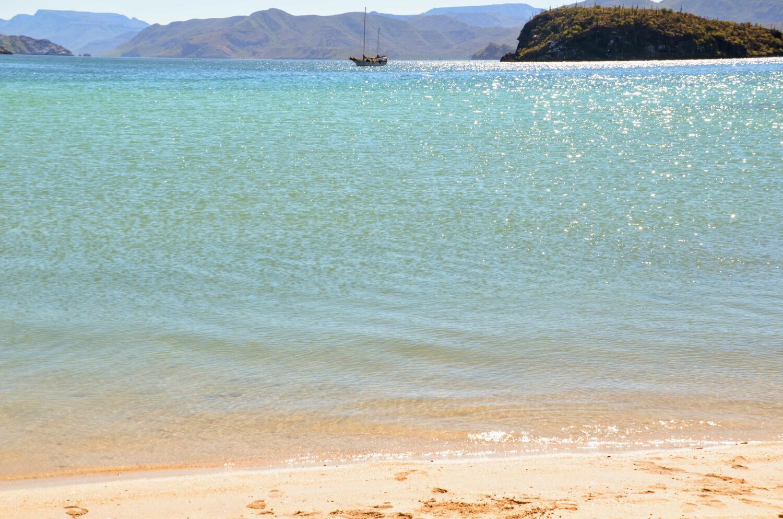 Bahía Concepción, plages du Pacifique mexicain