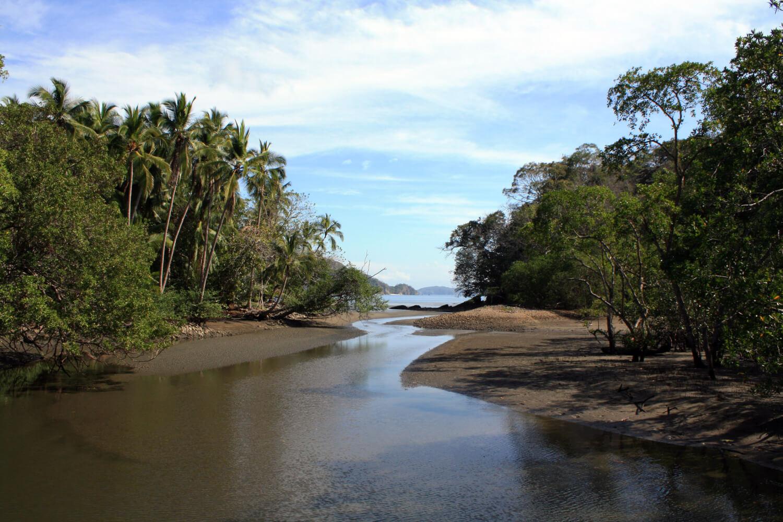 Réserve de Curú, plages du Costa Rica