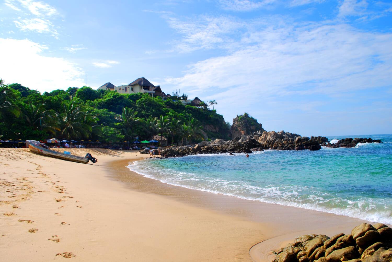 Puerto Escondido, plages du Pacifique mexicain