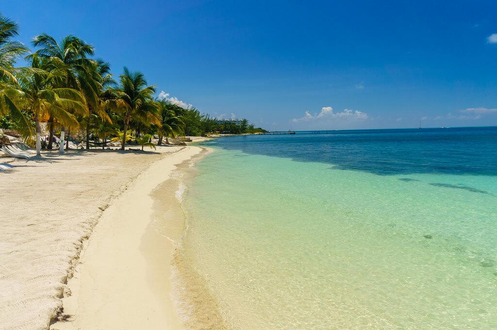 Isla Mujeres, plages du Yucatán