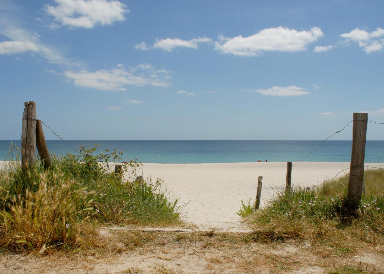 Kerambigorn, Fouesnant, plage de Bretagne