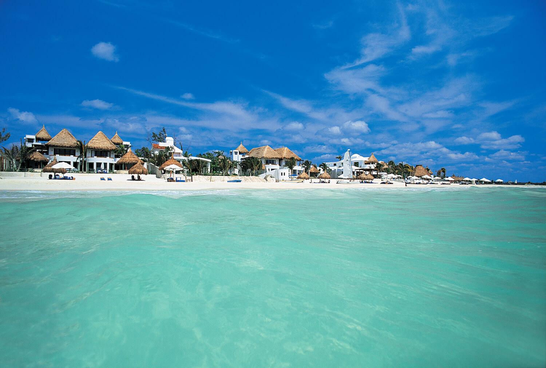 Maroma, plages du Yucatán