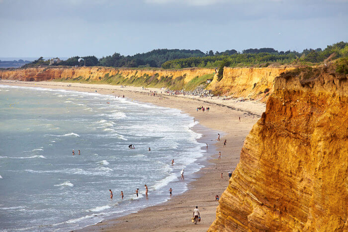 La Mine d'Or, Pénestin, plage de Bretagne