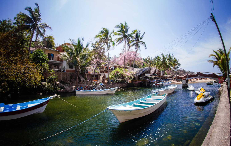 Mismaloya, plages du Pacifique mexicain