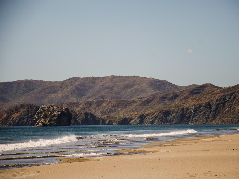 Playa Naranjo, plages du Costa Rica