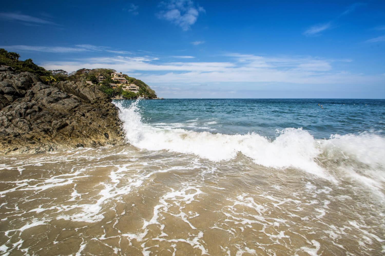 nayarit, plages du Pacifique mexicain