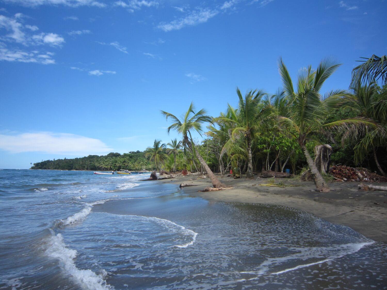 Puerto Viejo, plages du Costa Rica