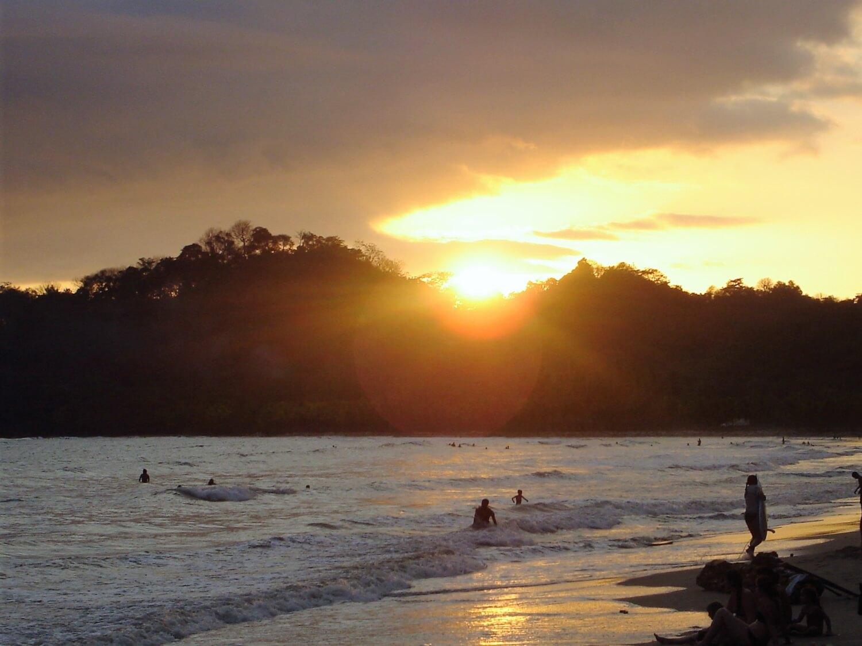 Playa Samara, plages du Costa Rica