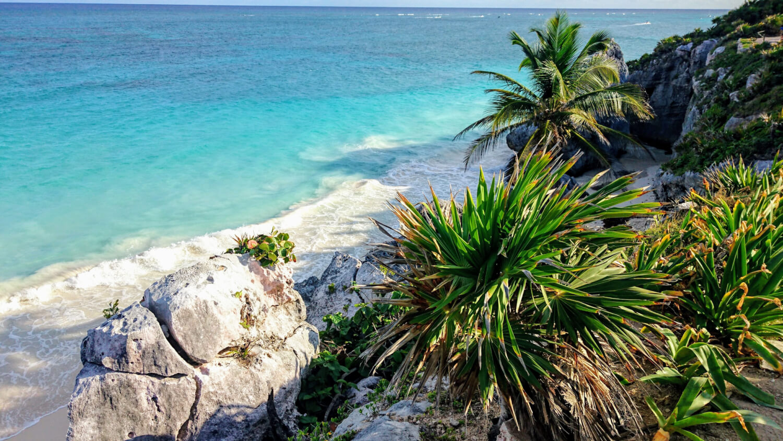 Tulum, plages du Yucatán