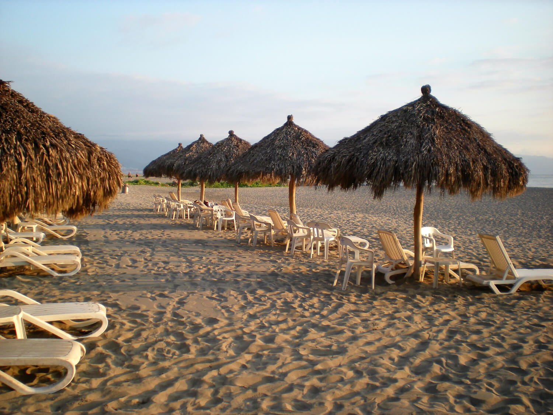 Nuevo Vallarta, plages du Pacifique mexicain