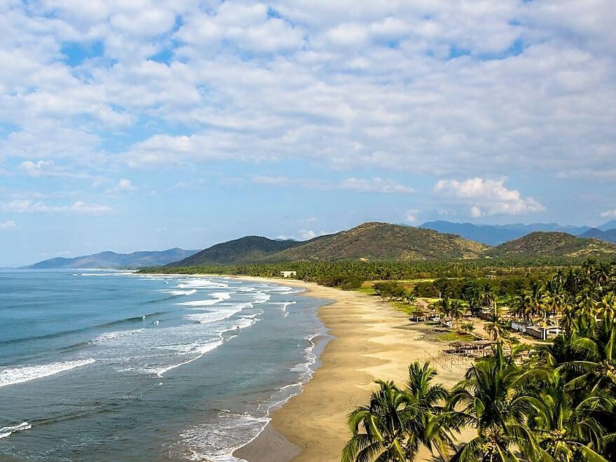 Zihuatanejo, plages du Pacifique mexicain