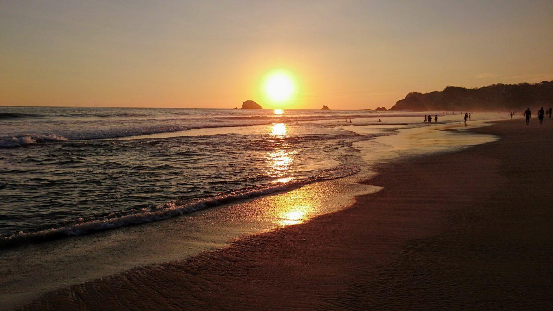 Zipolite, plages du Pacifique mexicain