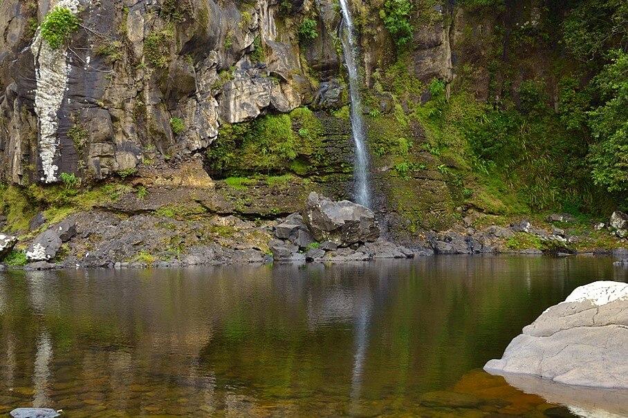 Bassin Bœuf, se baigner à la Réunion