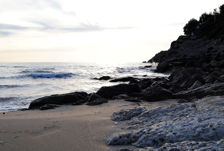 Cala Crancs, plages de Salou