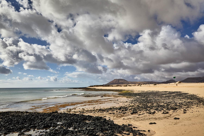 Dunes de Corralejo, naturisme aux Canaries