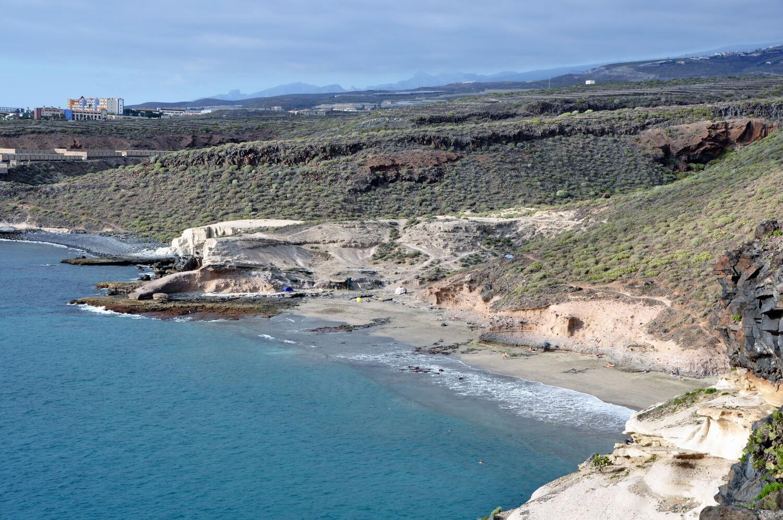 Plage de las Gaviotas, naturisme aux Canaries