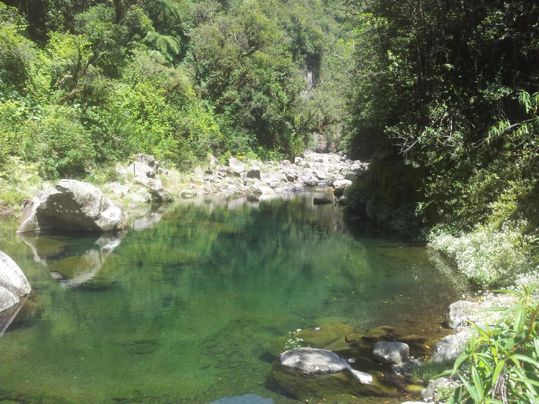 Îlet Coco, se baigner à la Réunion