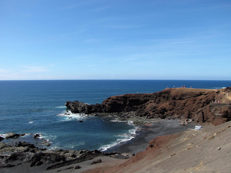 Sud de Lanzarote, naturisme aux Canaries