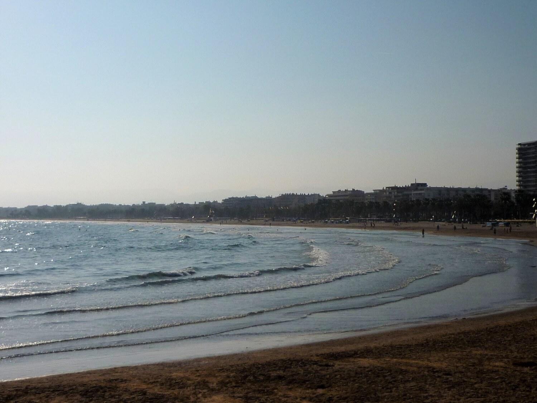 Plage du Llevant, plages de Salou