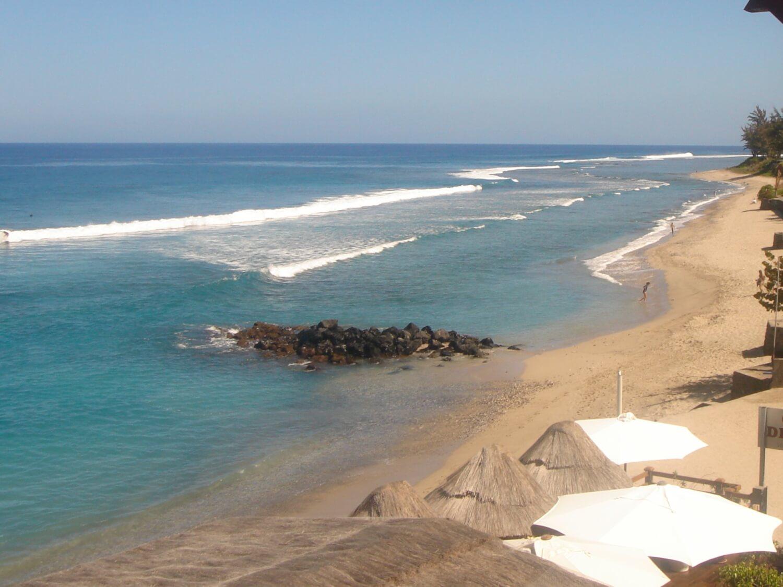 Les Roches Noires, se baigner à la Réunion