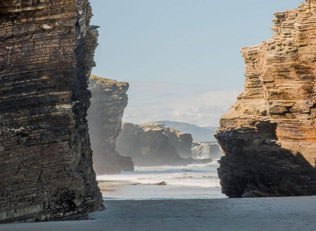 as catedrais plus belles plages d'espagne