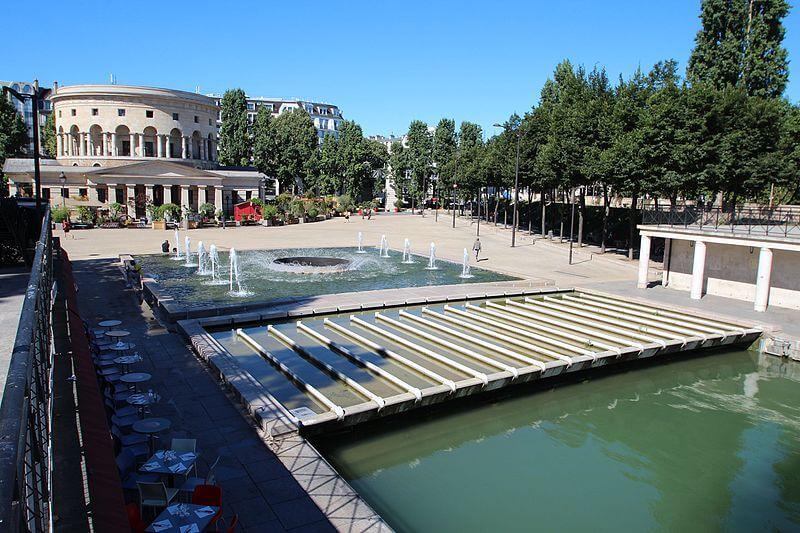 bassin de la villette paris se baigner dans la seine