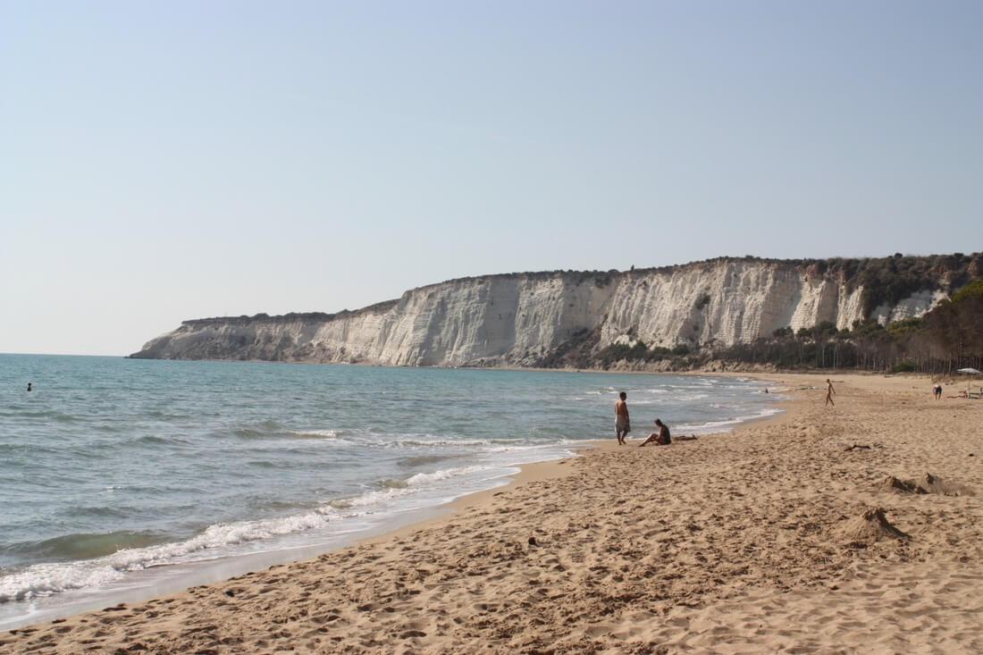 plage d'eraclea minoa plus belles plages de Sicile