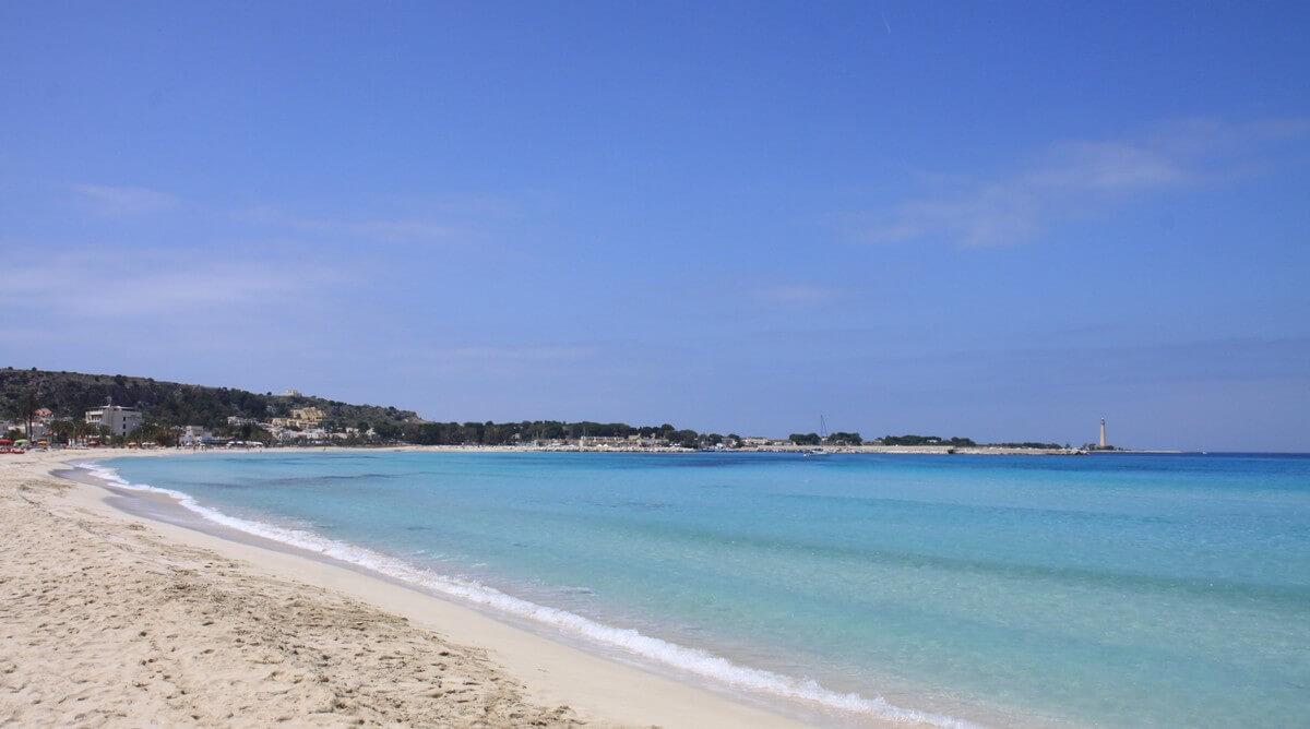 plage san vito lo capo plus belles plages de Sicile