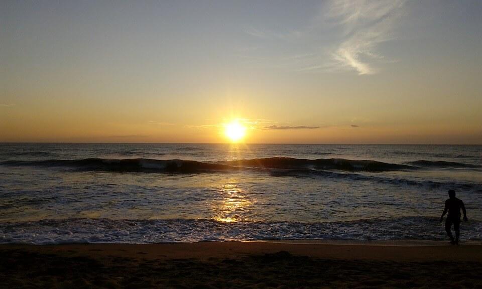 sri lanka coucher de soleil plus belles plages du sri lanka
