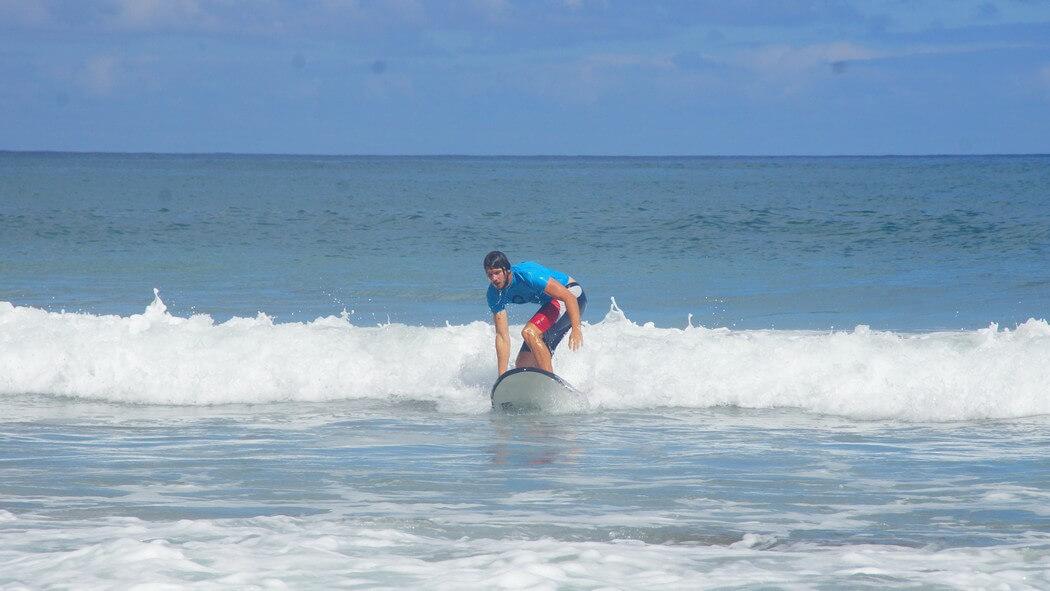 debuter le surf aux canaries