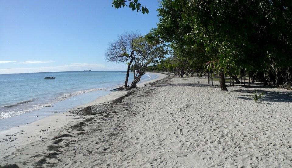 sable fin plage plus belles plages de Guadeloupe