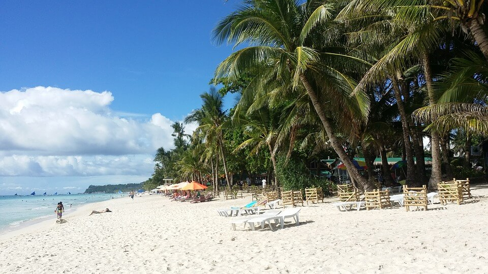 boracay Plages des Philippines