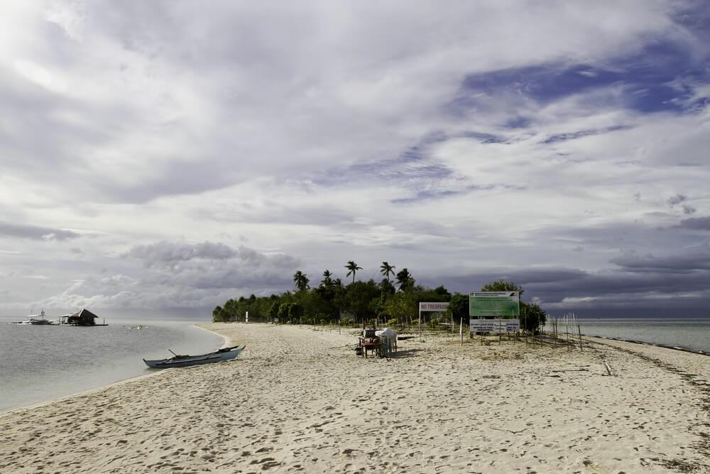 virgin island philippines Plages des Philippines