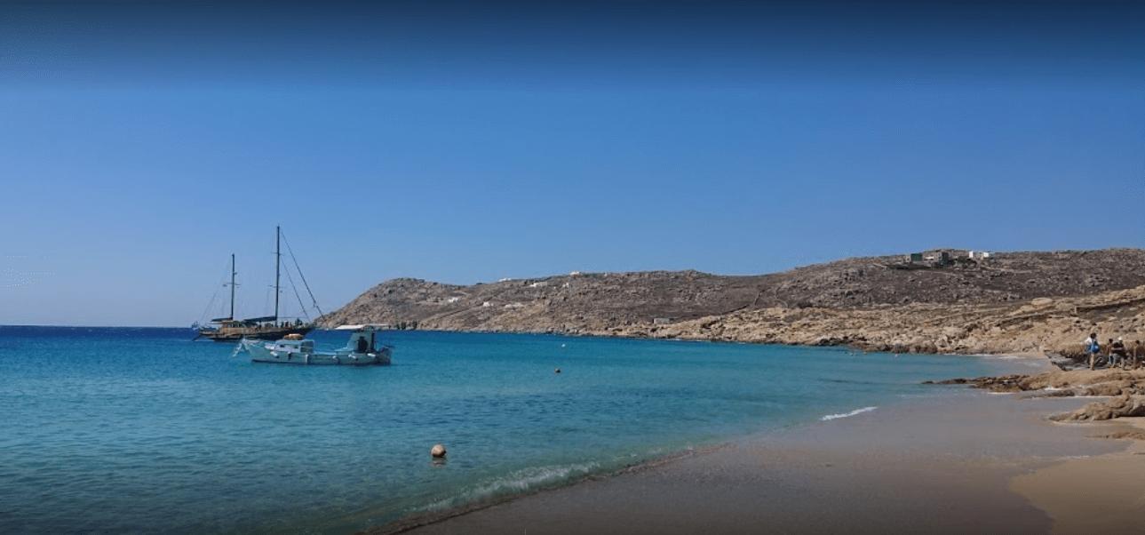 plage d'elia naturisme en grèce