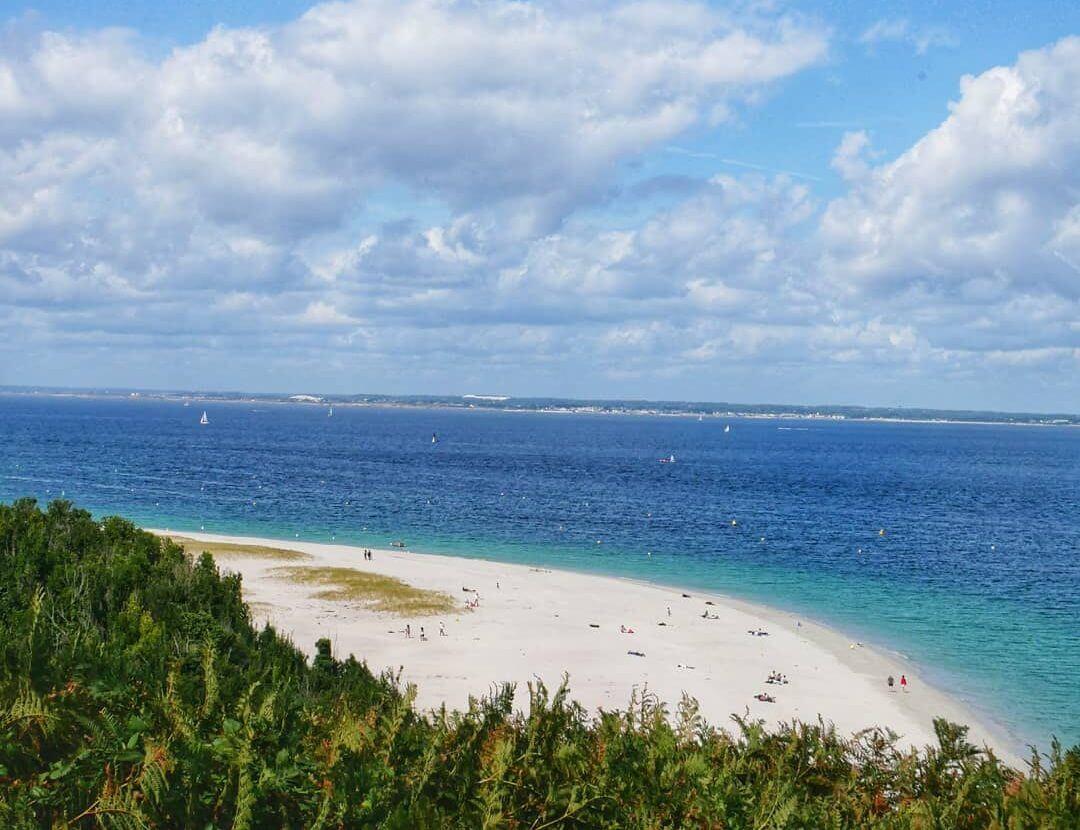 ile de groix plage Plus belles plages de France