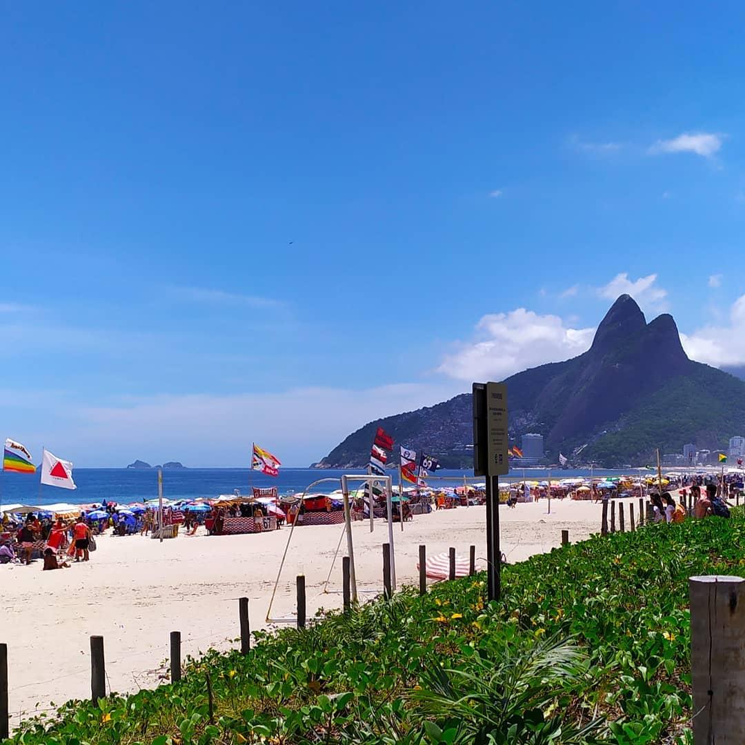 plage bresil ipanema plus belles plages d'Amérique du Sud