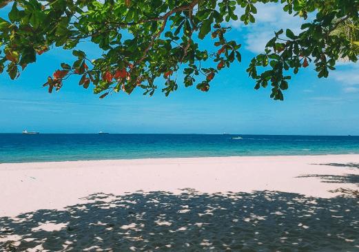 hawaii beach les plages de Sihanoukville