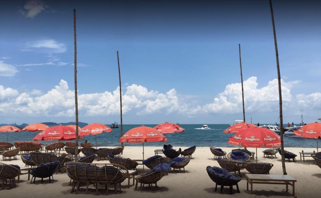 serependity beach plages de Sihanoukville