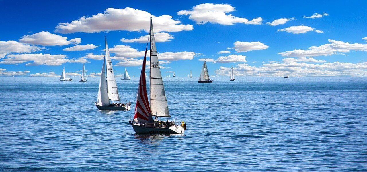 bateau promenade en mer